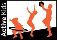 Active Kids 2010 logo