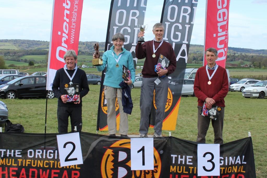 British Orienteering Championships 2013